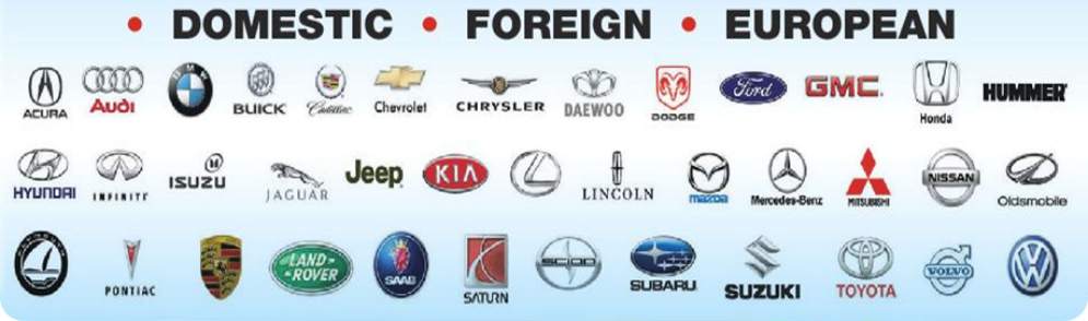 Automotive repair eriks repair llc foreign car logos front page voltagebd Images
